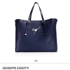 Handbags - Giuseppe logo tote